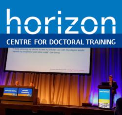 Horizon CDT graduate Dr Sam Howard