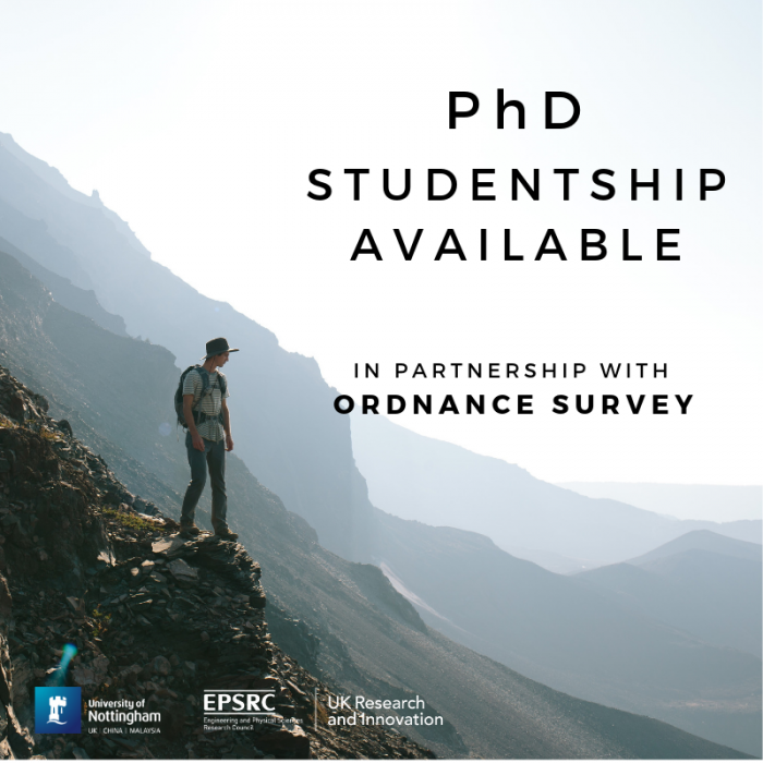 Another fully funded PhD studentship opportunity : Horizon CDT